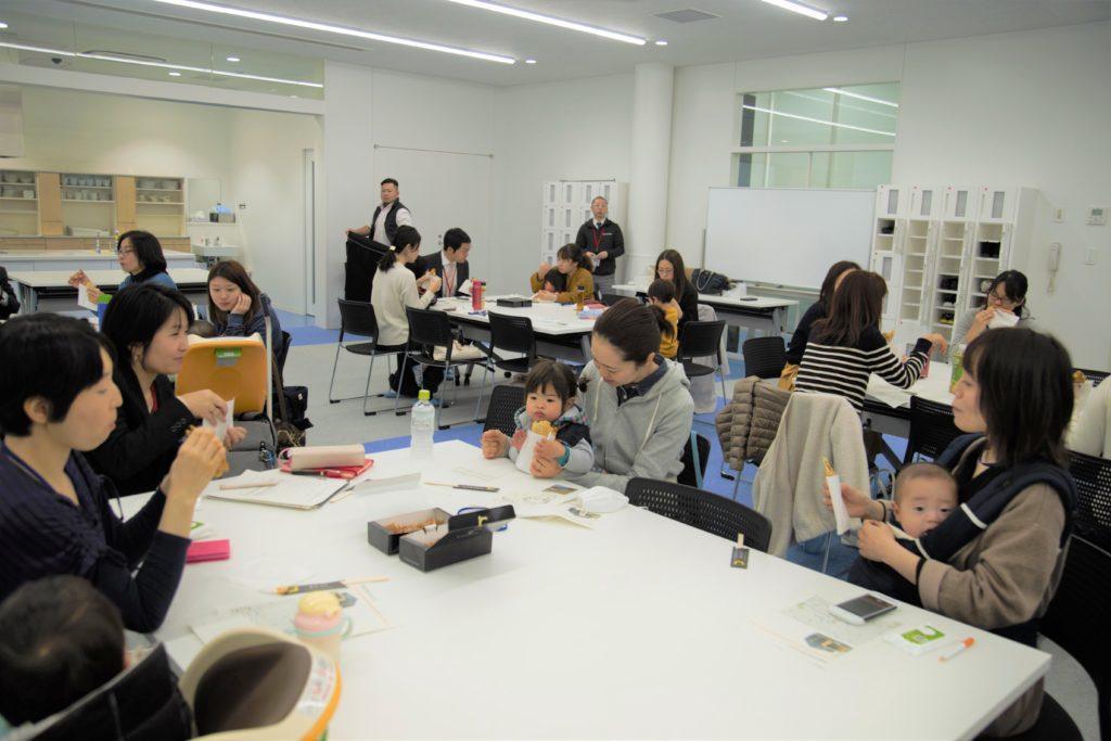 【開催報告】第1回ABC女子会 TAKOYAまんぷくさんによる試食会